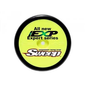 EXP30PP TC Cool weather Spec pre glued asphalt, tires set (4pcs)