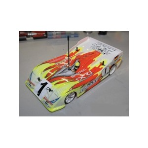 Blackart BA003  Pacemaker 1/12 Pan-Car Clear Body