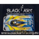 Blackart BA004  Bomb´R 1/12 Pan-Car Clear Body
