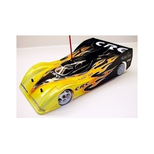 Blackart Black Market 1/12 Pan-Car Clear Body
