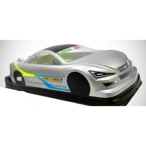 Mon-Tech Racing Stratos 190mm body Clear Body