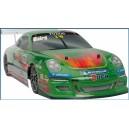 Karosserie unlackiert HD Porsche 911 GT3 Cup - Carrera World Cup Gruene Hoelle Edition
