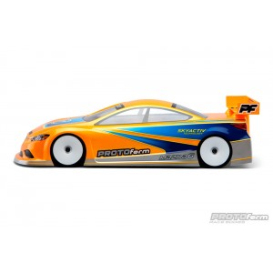 Protoform Mazda6 GX Regular Weight 190mm Tourenwagen-Karosserie Clear Body