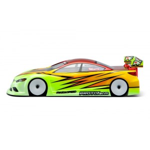 Protoform Mazda6 GX Light Weight 190mm Tourenwagen-Karosserie Clear Body