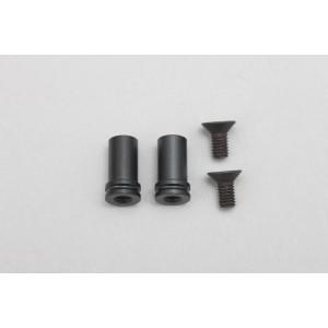 Aluminum bell crank post (Black)