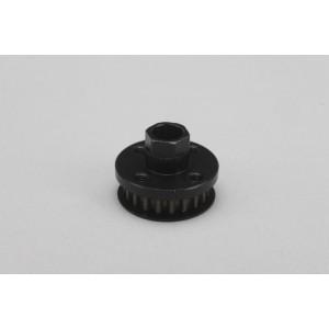 Direct Main Gear Adapter (Black)