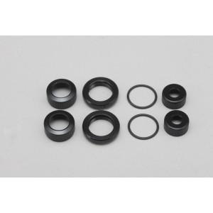 SLF O-ring cap / AJ nut / shock cap nut (BK)