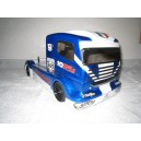 ORCAN Race Truck Karosserie - 190mm - Clear Body