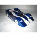 Blackart BA002  R8C 1/12 Pan-Car Clear Body