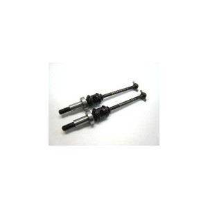 C Clip Front Double Joint Universal Shaft