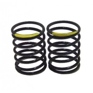 RIDE 28020 M-Chassis Pro Matched Spring Medium Yellow 0.258Kgf/mm (2)