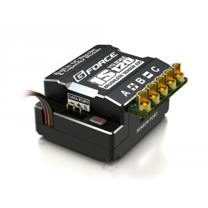 G-Force 1s 120amp Brushless ESC