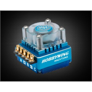 Hobbywing Xerun-120A-V3.1 for 1/10 and 1/12 - Blue