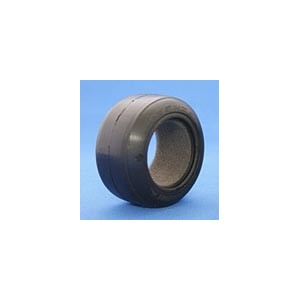 RIDE F-1 Rubber Front Slick Tires, H2 Compound (Hard)