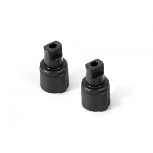 XRAY Composite Solid Axle Driveshaft Adapters Ver.2