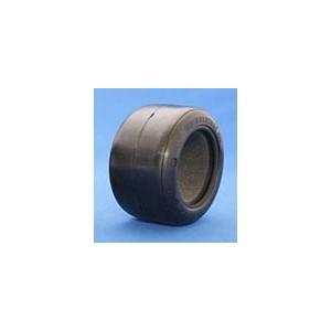 RIDE F-1 Rubber Rear Slick Tires, H1 Compound (Medium)