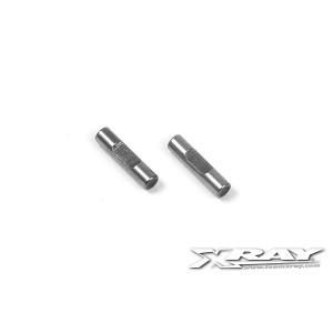 XRAY ESC Drive Shaft Pin 2 x 8,5mm with Flat Spot