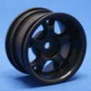 RIDE Mini 5W-Wheel, Wide Offset, Black