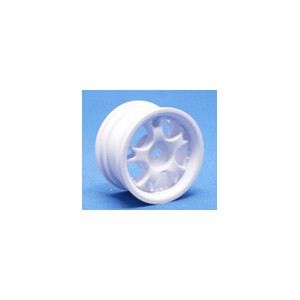 RIDE Mini 5W-Wheel, Wide Offset, White
