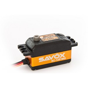 Savöx SC-1251MG Servo