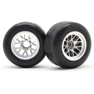 RIDE Front F-1 Rubber Tire, preglued F104
