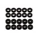 Muchmore Premium Body Cushion O Ring Set, Black