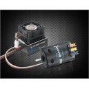 Hobbywing 17,5T COMBO-XR10-JS-Black