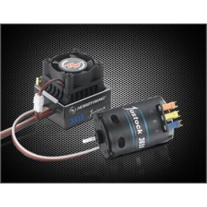Hobbywing 13,5T COMBO-XR10-JS-Black