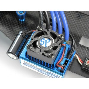 Roche 25 mm ESC Cooling Fan Carbon Protector