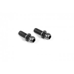 XRAY XII Ball-End 4.2 mm - Threaded - Hudy Spring Steel™ (2)