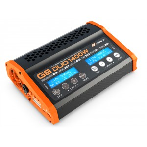 G-Force Charger G8 DUO 1400W