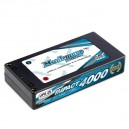 Muchmore IMPACT 4000mAh/7.4V 110C FD2 Li-Po Battery Hard Case (1:12 Racing size)