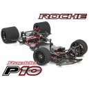 Roche - Rapide P10 1/10 200mm Competition Pan Car Kit