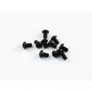 Roche Roundhead Screw M2,5 x 4mm