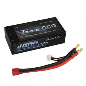 Gens ace 4600mAh 7.4V 60C 2S2P Hardcase Lipo Battery