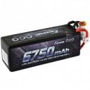 Gens ace 6750mAh 14.8V 70C 4S1P HardCase Lipo Battery