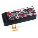 Vampire Racing 2000mAh 50C 7.4V 2S 1/18 Stick Pack LiPo
