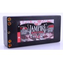 Vampire Racing 4600mAh 80C 7.4v 2S Short Stick Pack LiPo