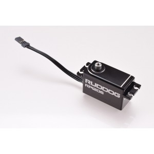 RUDDOG RP1206 Low Profile Coreless Servo (8cm wire)