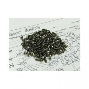 Hiro Seiko A800 Titanium Hex Socket Screw Set