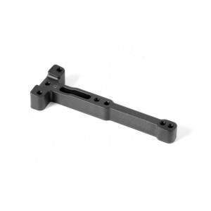 XRAY XB4 Composite Chassis Brace Front - Hard