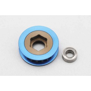 BD-7 Rear drive pulley (w/ bearings)