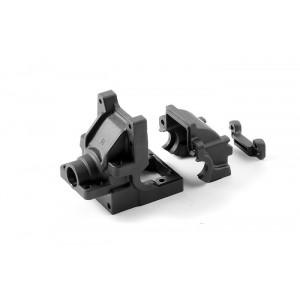 XRAY XB4 Diff Bulkhead Block Set Rear