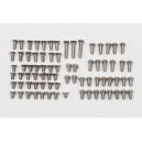 BD-7 Titanium 3mm screw set (77pcs)