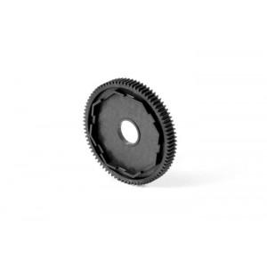 XRAY XB2/XB4 Composite 3-Pad Slipper Clutch Spur Gear 75T / 48