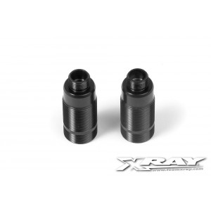 XRAY Alu Front Shock Body - Hard Coated (2)