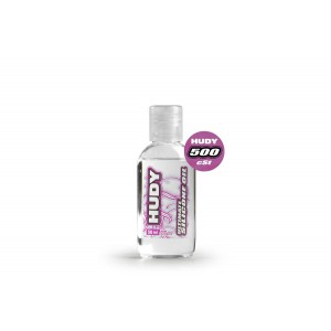 HUDY 106350 - HUDY ULTIMATE Silicon Öl 500 cSt - 50ML