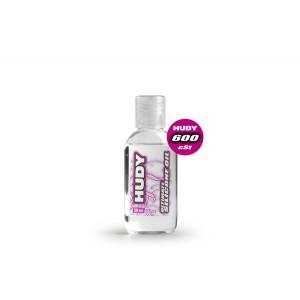 HUDY 106360 - HUDY ULTIMATE Silicon Öl 600 cSt - 50ML