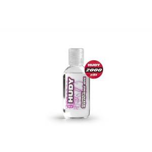 HUDY 106420 - HUDY ULTIMATE Silicon Öl 2000 cSt - 50ML