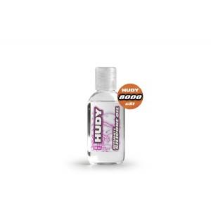 HUDY 106480 - HUDY ULTIMATE Silicon Öl 8000 cSt - 50ML